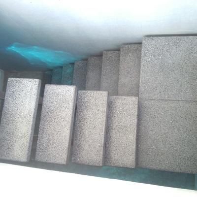 Escalera de granito