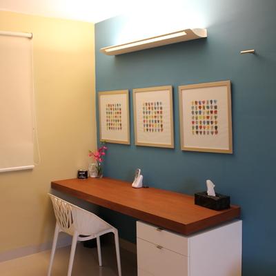 escritorio en recámara