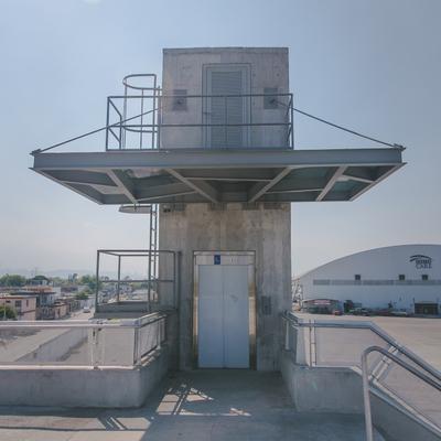 Elevador de Pasajeros en Acceso Exterior a Estadio BBVA