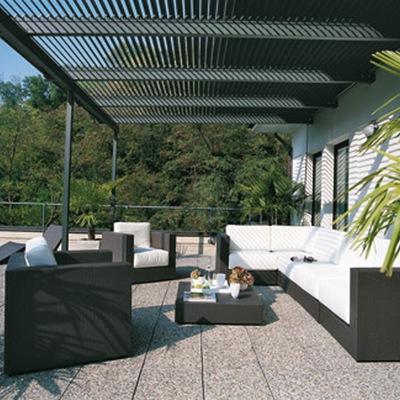Estructura terraza