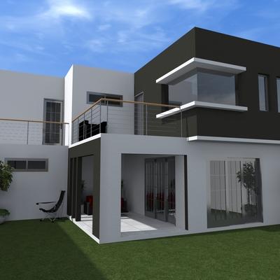 Fachada Casa AR
