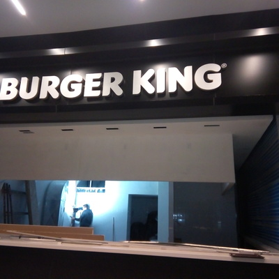 BURGER KING PARQUE PUEBLA