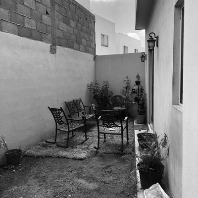 Área sin remodelar