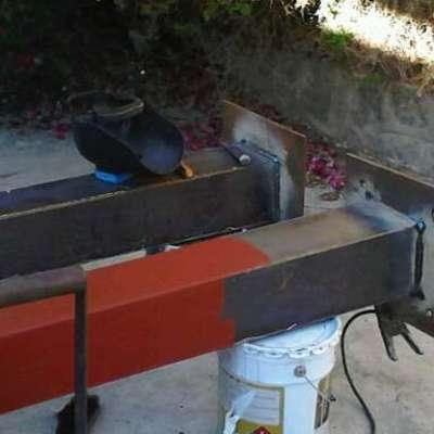 Fabricacion de postes