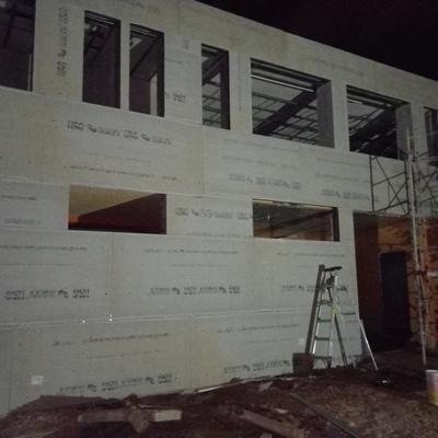 Remodelacion nave industrial (oficinas)