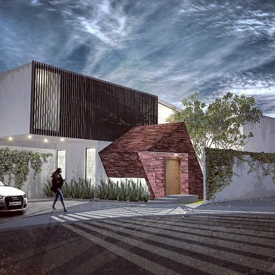 Propuesta casa ARB, QRO