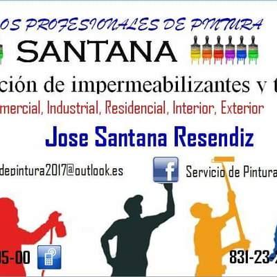 Empresa Servicio de Pintura Santana