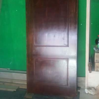 puerta de tambor