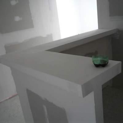 Muebles tablaroca