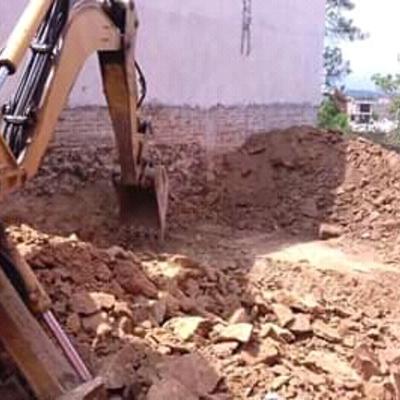 preparación de terreno