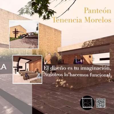 Propuesta Panteón Mpal. Ten. Morelos