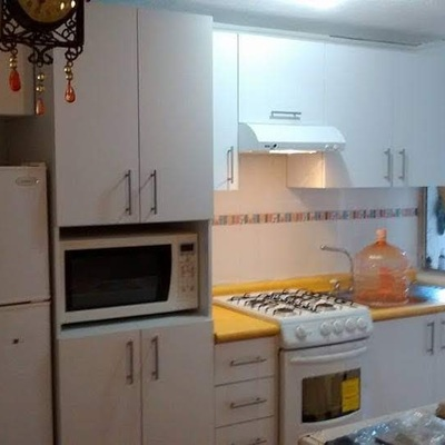 conjunto cocina diseño
