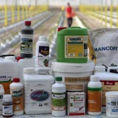 Fungicidas y insecticidas