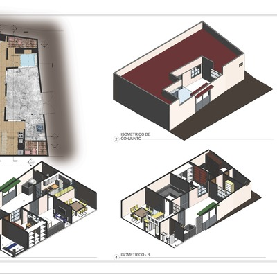 Remodelacion Casa Floricultor