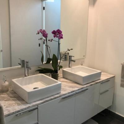 Remodelación total baño Punto Reforma