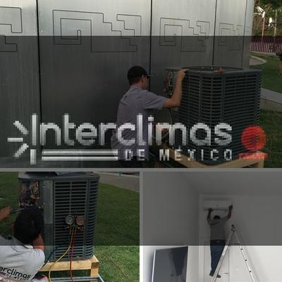 Instalación equipo Piso Techo Prime
