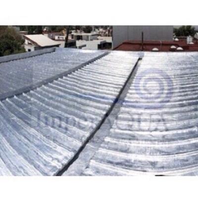Impermeabilización en tejas.