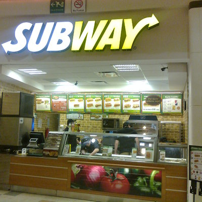 Subway Plaza Sendero Valle de Chalco