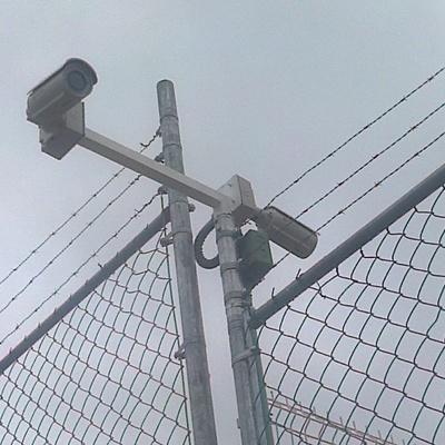 Instalacion de camaras bala IP arecont vision