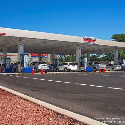 Gasolinera Costco Culiacan