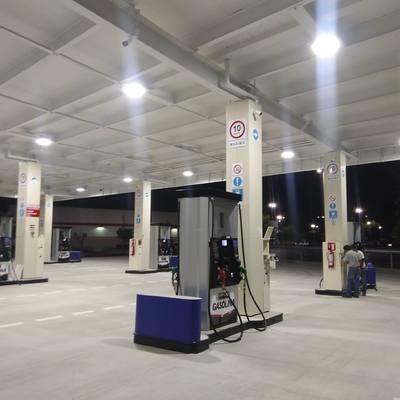 Gasolinera Costco San Luis Potosi