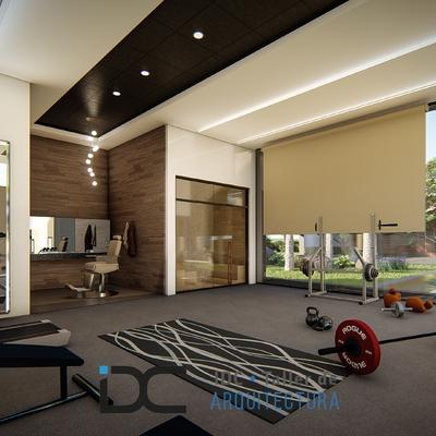 Diseño de gimnasio