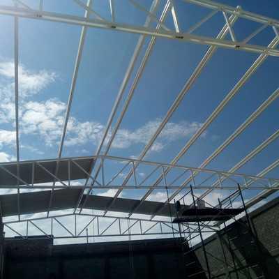 Montaje estructural