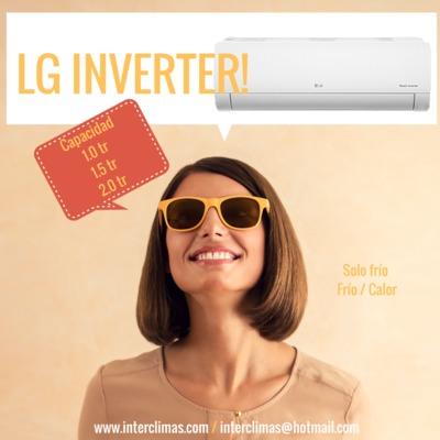 LG INVERTER