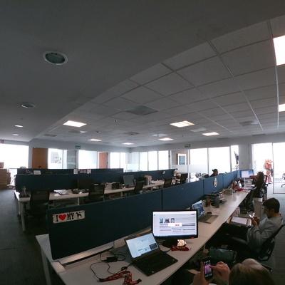 Área general de oficinas