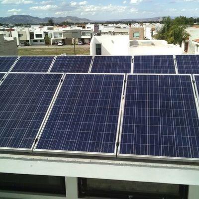 Sistema de 12 paneles fotovoltaicos - 3kw
