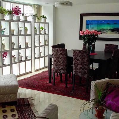 Incorporando espacios con plantas