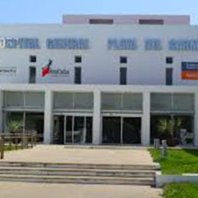 Hospital General, Playa del Carmen