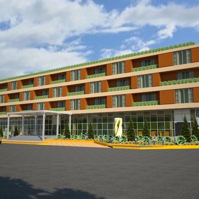 Proyecto hotel 3 estrellas en Apaxco