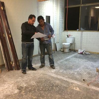 Demolición / Remodelacion consultorio