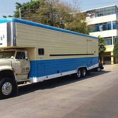 Camion de 90 mts cubicos