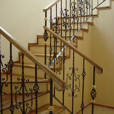 Escalera Casa Rinconada Alamos