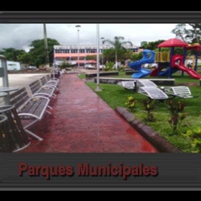 Equipamiento Urbano para Parques