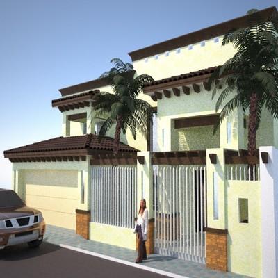 Remodelación de fachada Independencia Diseño