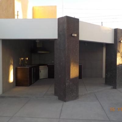 Patio residencial TERRABLANCA