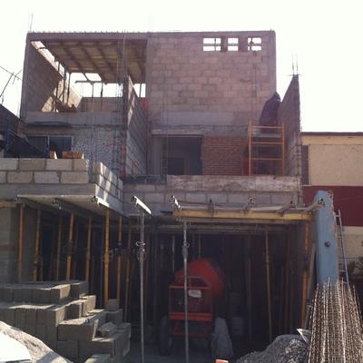 Construcción en progreso
