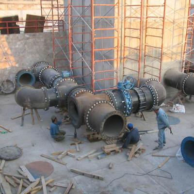 Costrucción de instalaciones hidrahulicas (plomeria) en general