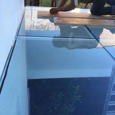 domo en cristal Casa