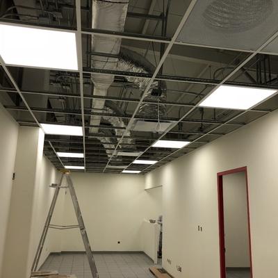 Instalación de lamparas