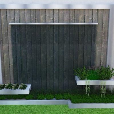 Diseño de Renders para muro lloron