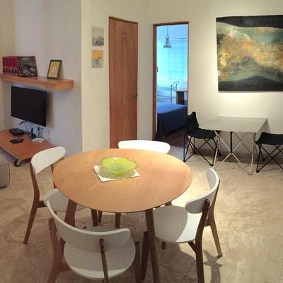 Proyecto y arreglo de departamento en Condesa