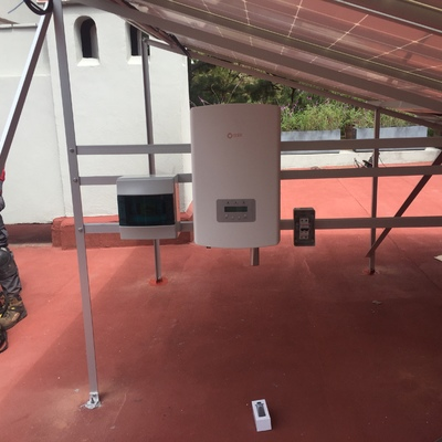 Sistema 2.64 kw al Poniente de CDMX