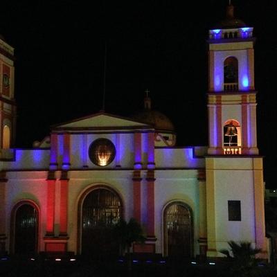 ILUMINACIÓN LED EN PARROQUIA