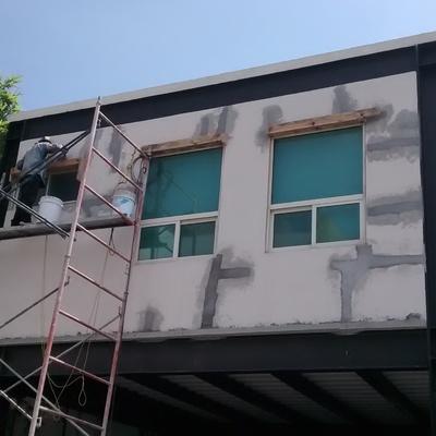 Restauración de Residencia , Las Brisas , Monterrey , N.L.