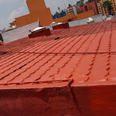 Sistema Tradicional sobre teja redonda.