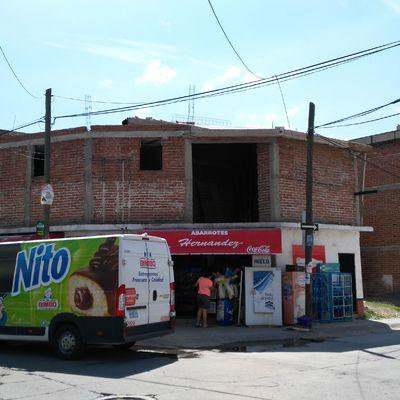 fachada de antes de remodelar
